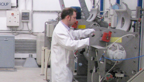 Mixing know-how and test facilities