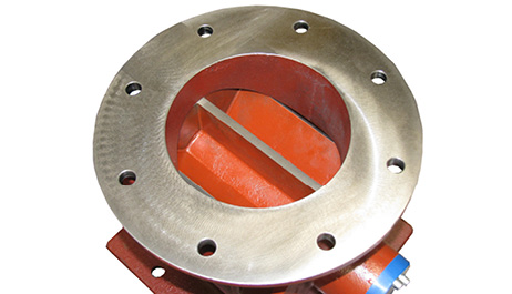 Compatible with other WAMGROUP equipment thanks to WAM standard flanges