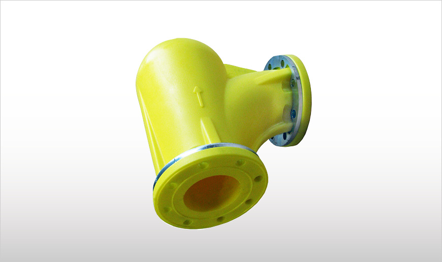 Anti-Wear Pipe Elbows