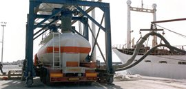 Port Technology + Large Size Bulk Solids Storage & Handling Plants