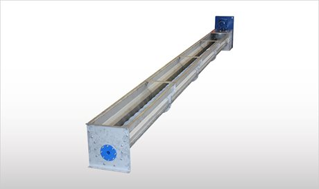 Trough Screw Conveyors for Animal By-Products - CLO-CLOS